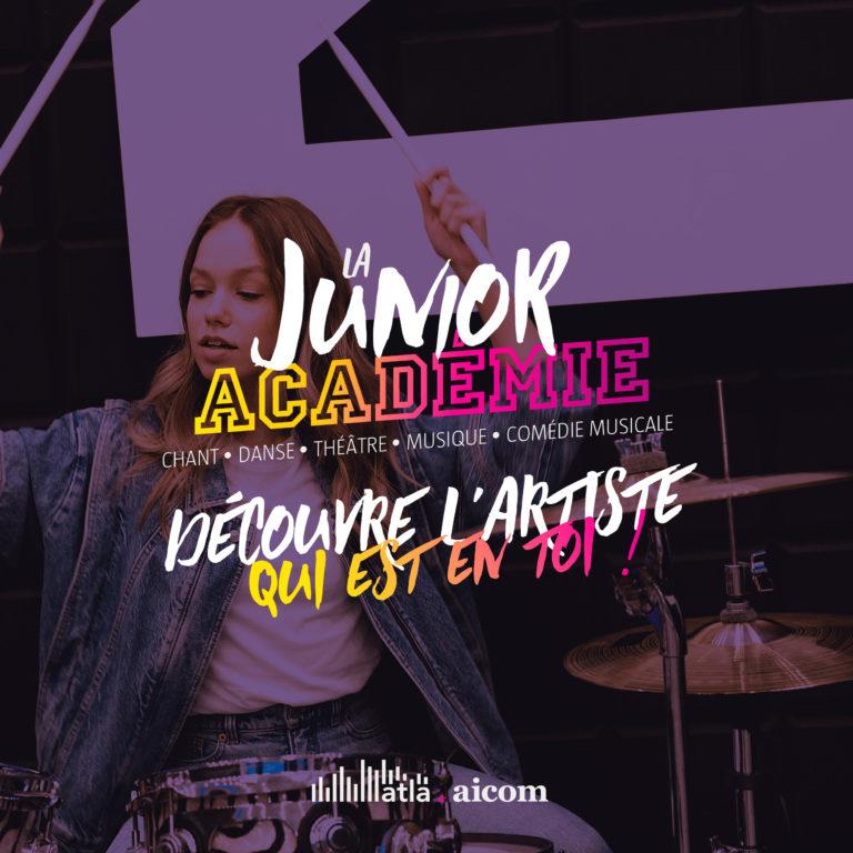 Batteuse pour la Junior Académie