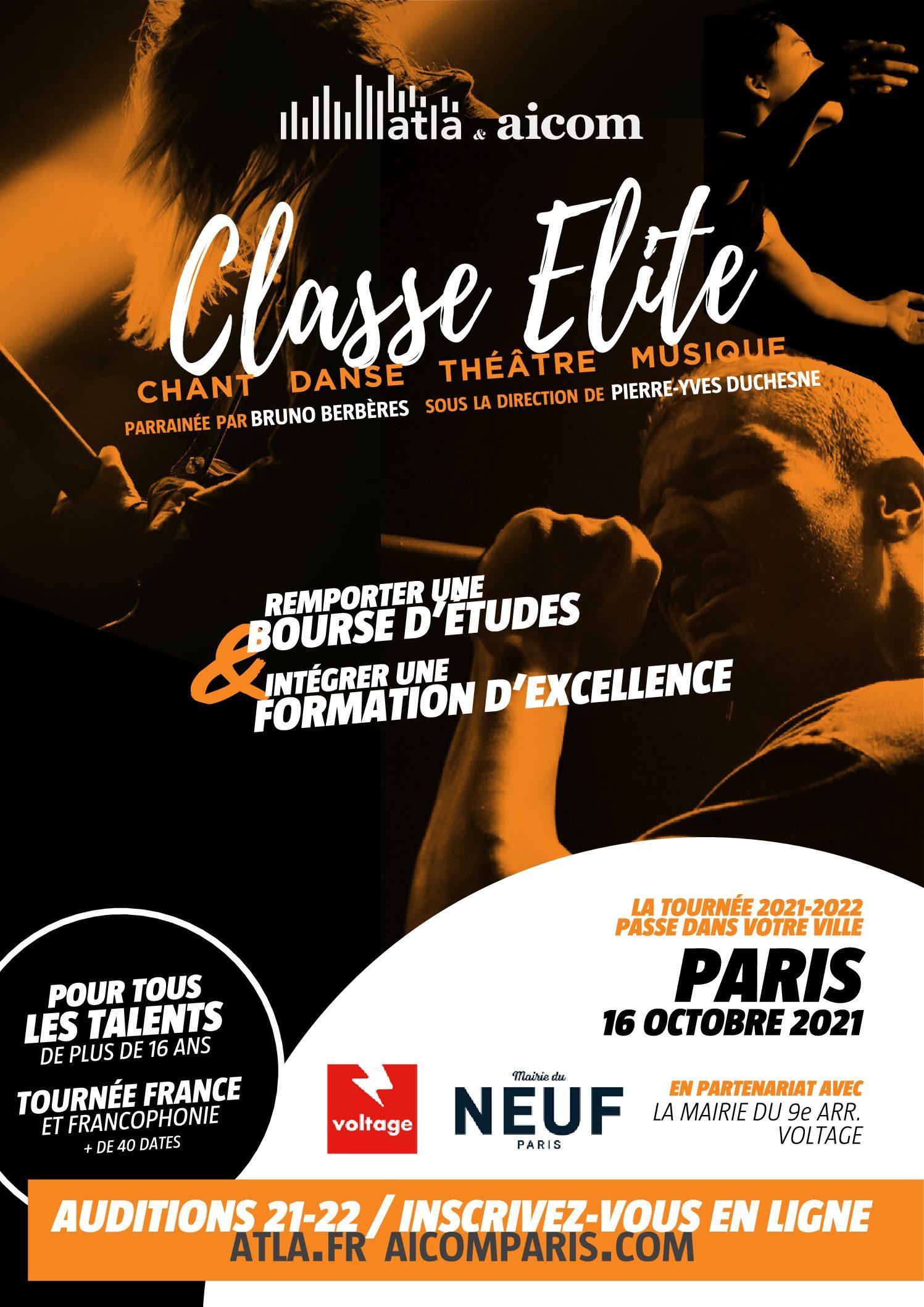 Classe Elite 2021-2022