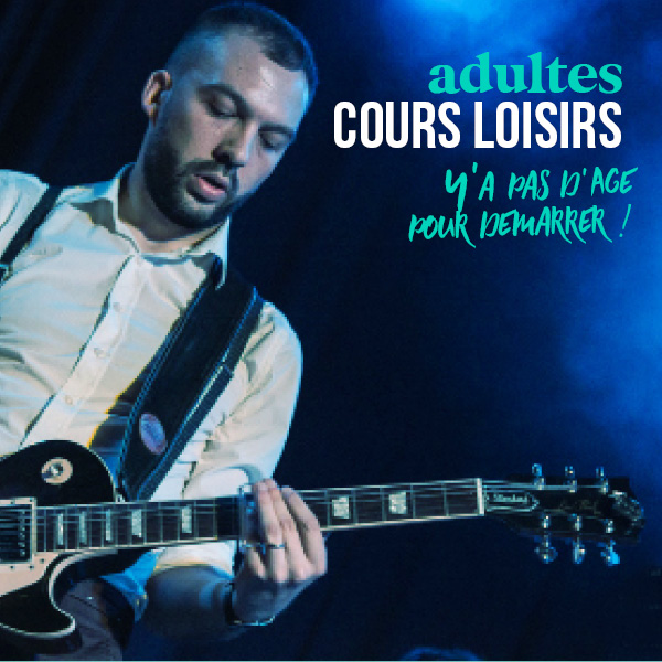 Stage Adultes Cours Loisirs